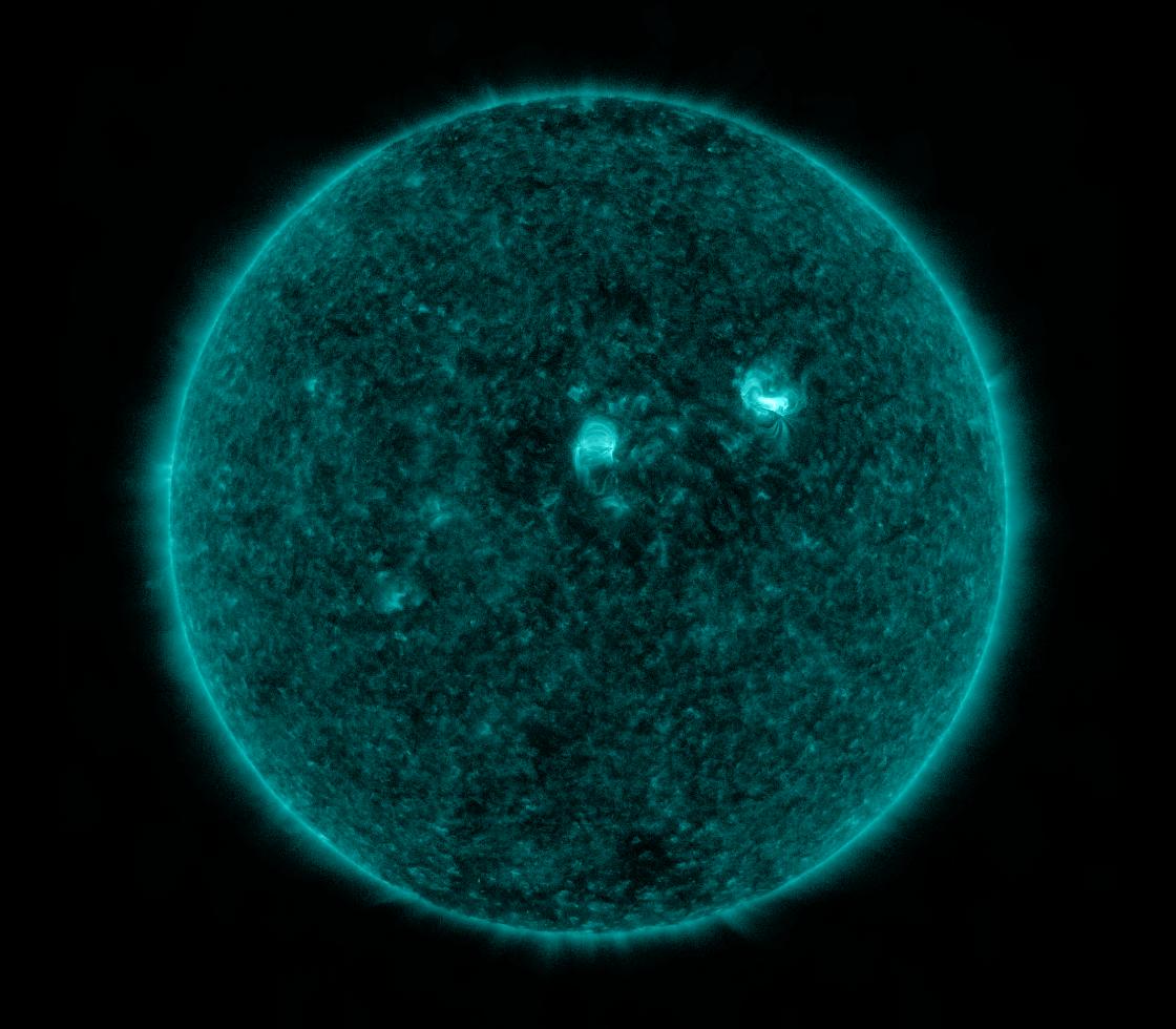 Solar Dynamics Observatory 2019-03-20T09:09:16Z