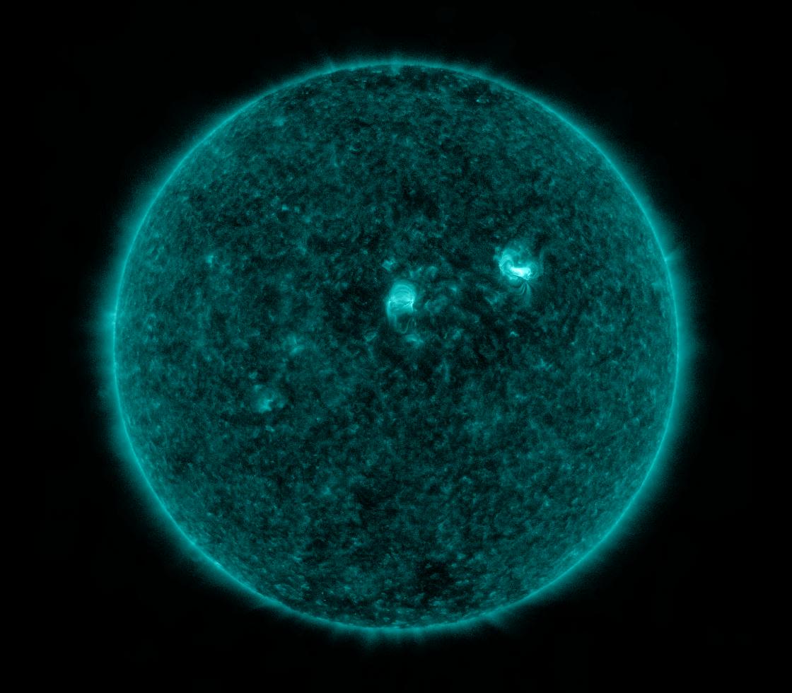 Solar Dynamics Observatory 2019-03-20T09:09:55Z