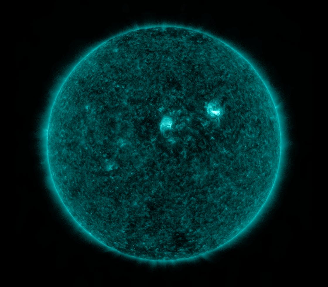 Solar Dynamics Observatory 2019-03-20T09:10:54Z