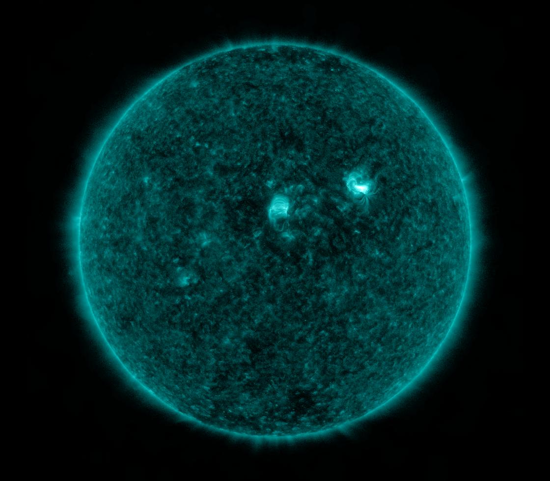 Solar Dynamics Observatory 2019-03-20T09:16:05Z