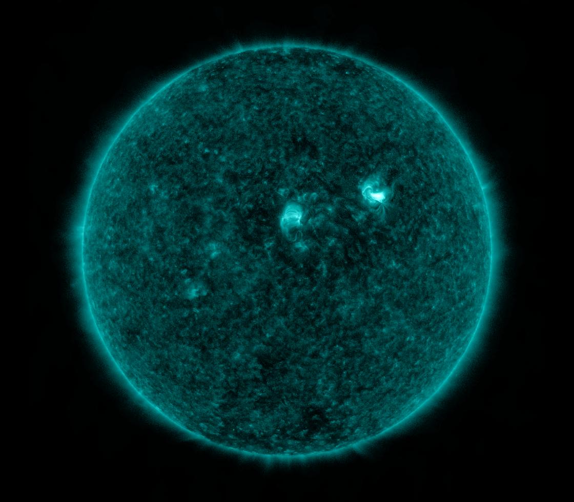 Solar Dynamics Observatory 2019-03-20T09:28:12Z