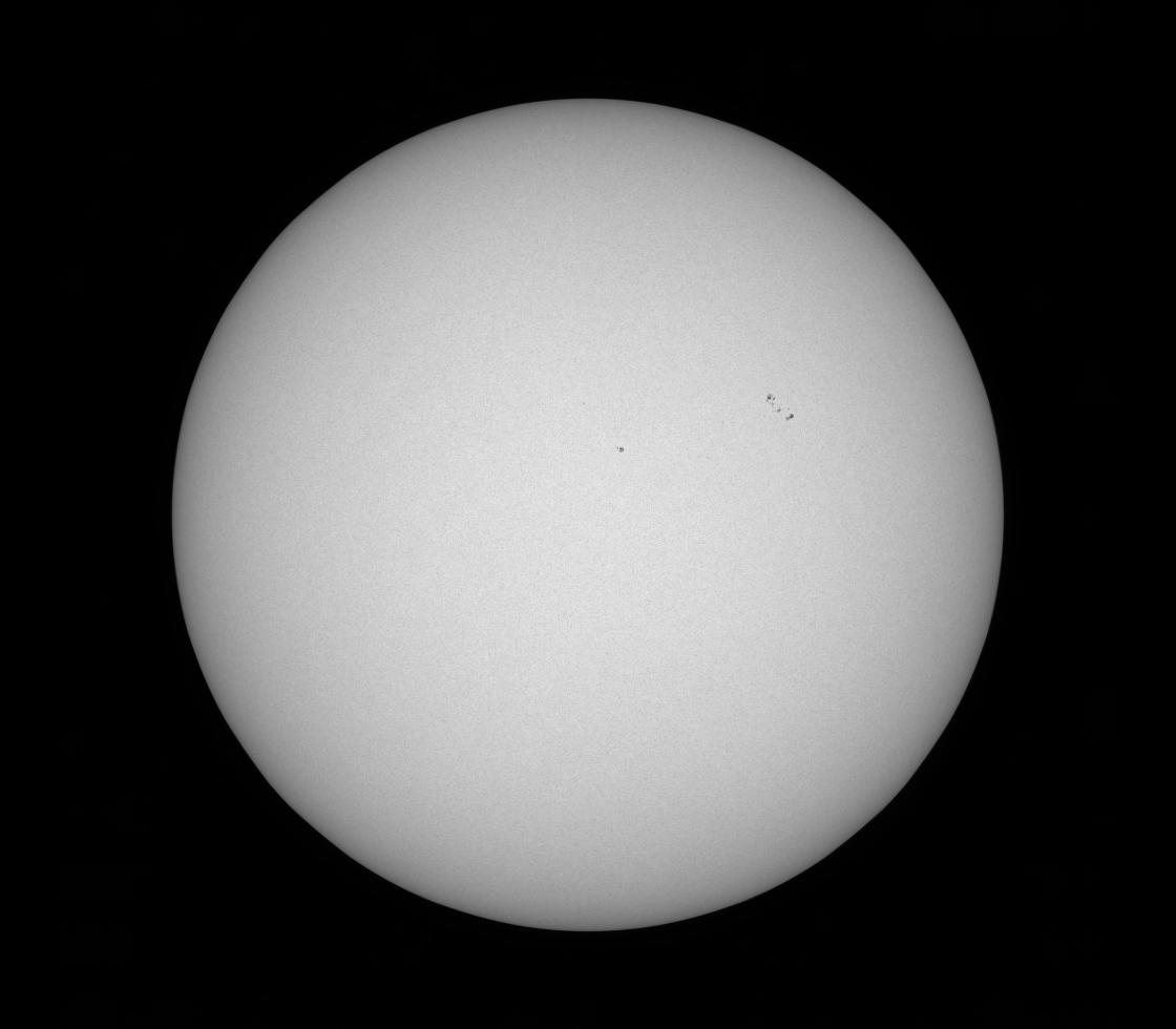 Solar Dynamics Observatory 2019-03-20T11:04:34Z