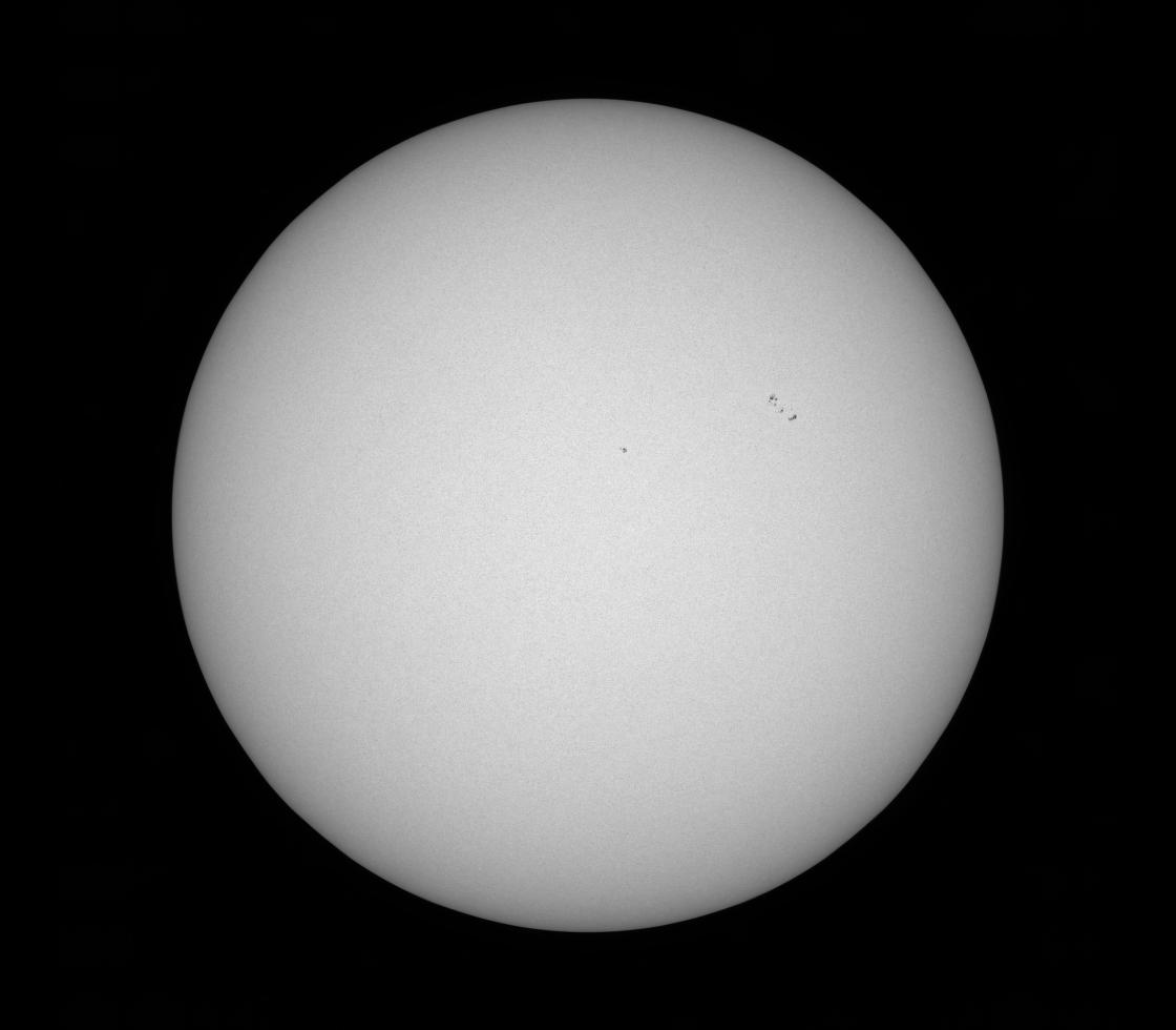 Solar Dynamics Observatory 2019-03-20T11:46:58Z