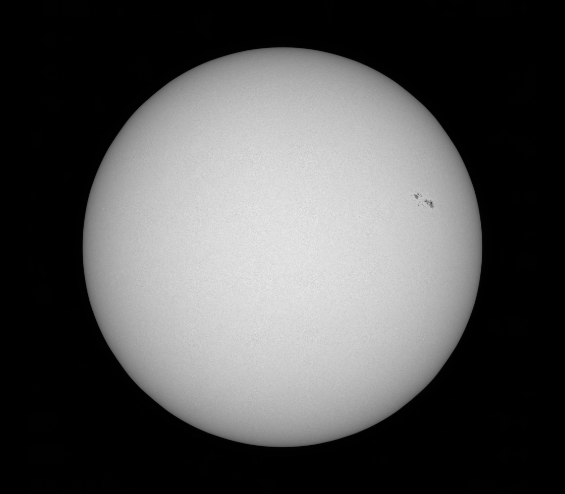 Solar Dynamics Observatory 2019-03-21T18:03:25Z