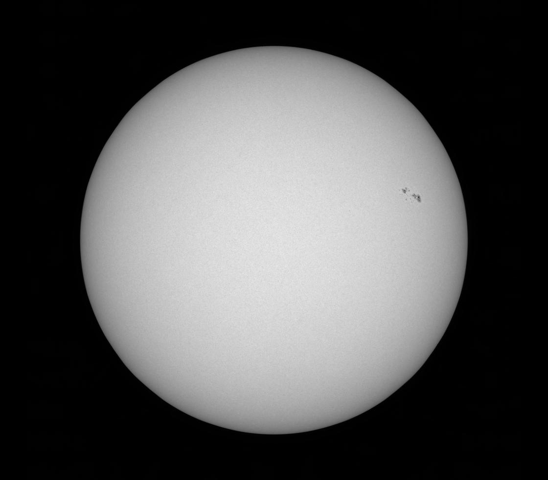 Solar Dynamics Observatory 2019-03-21T18:25:22Z
