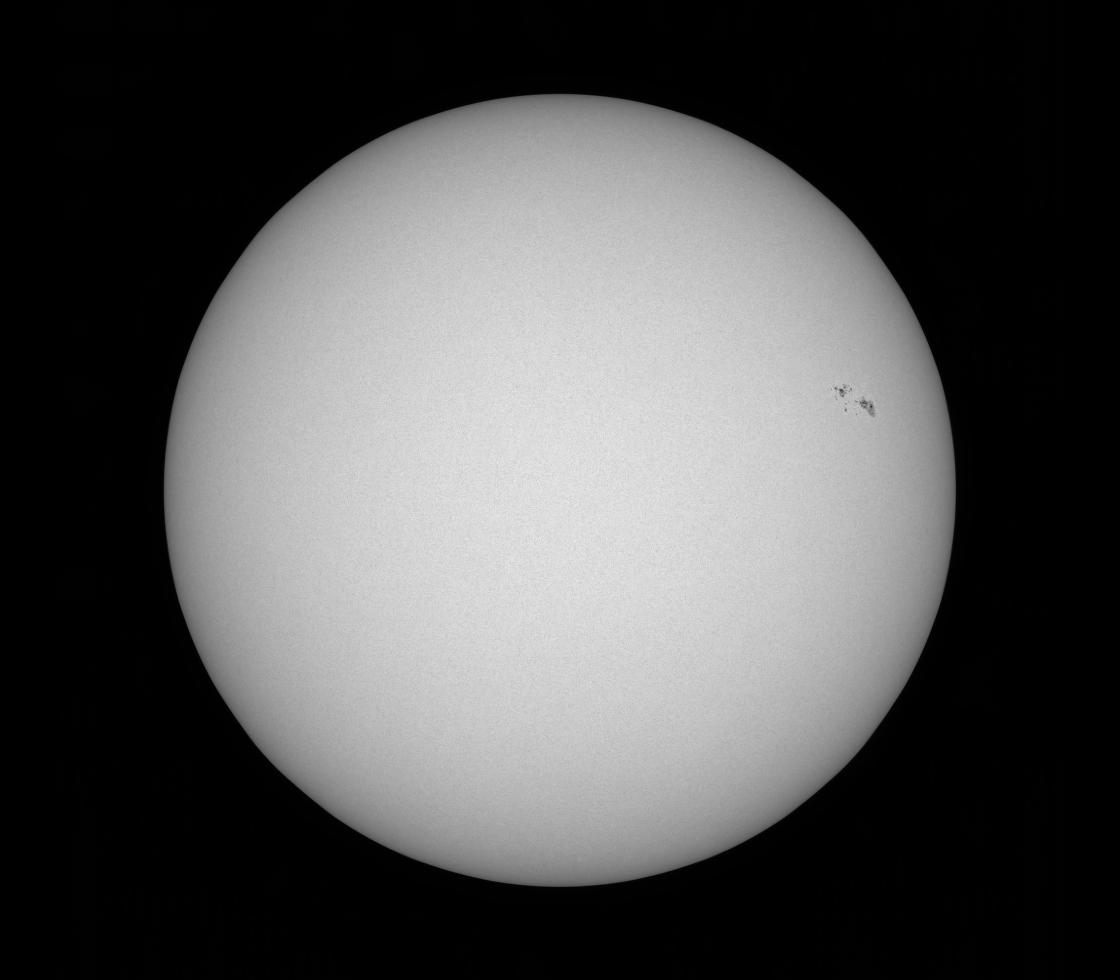 Solar Dynamics Observatory 2019-03-22T00:04:35Z