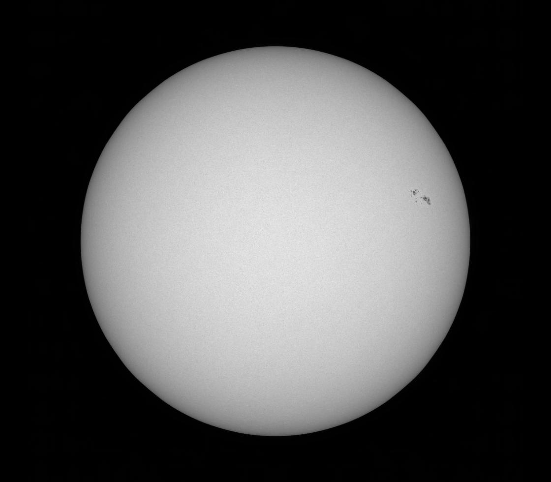 Solar Dynamics Observatory 2019-03-22T00:06:48Z
