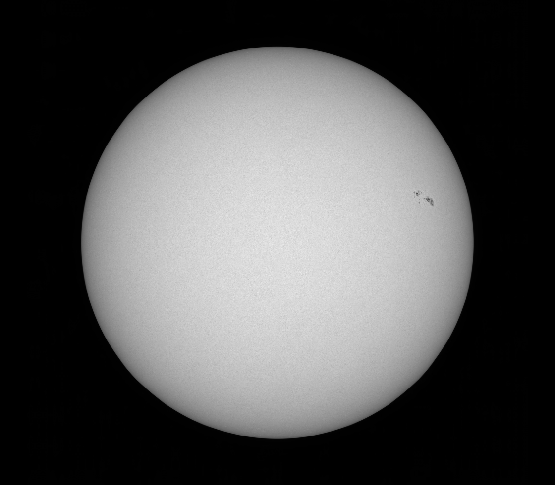 Solar Dynamics Observatory 2019-03-22T00:06:57Z