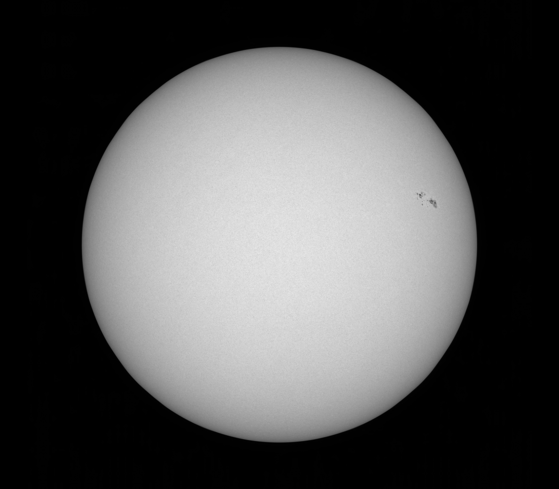Solar Dynamics Observatory 2019-03-22T00:12:56Z