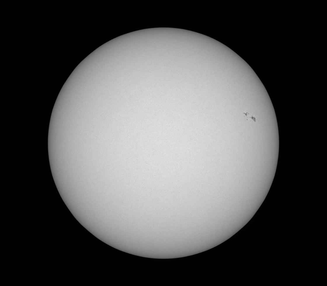 Solar Dynamics Observatory 2019-03-22T00:23:08Z