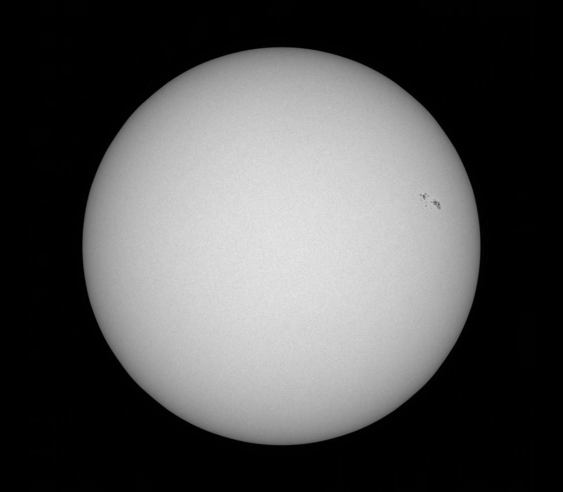 Solar Dynamics Observatory 2019-03-22T00:43:47Z