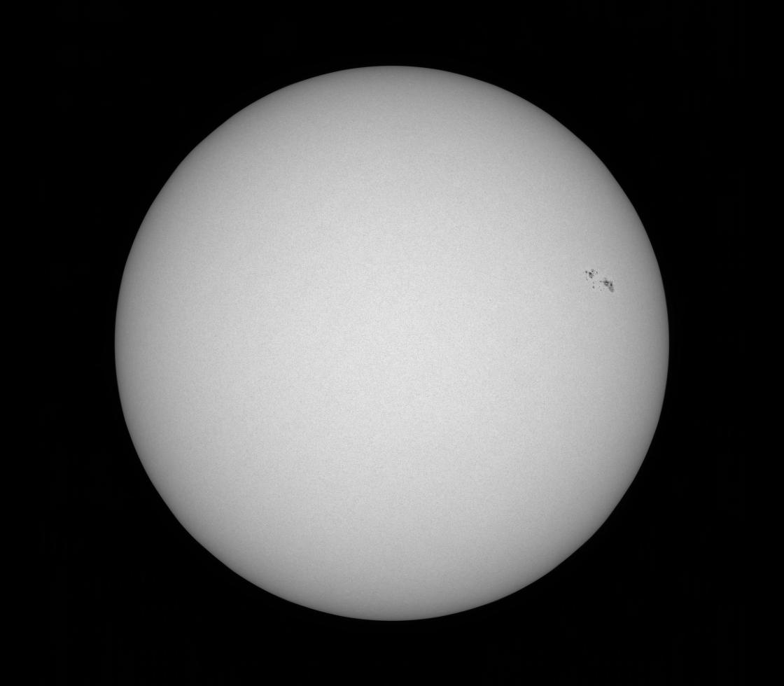 Solar Dynamics Observatory 2019-03-22T00:51:25Z