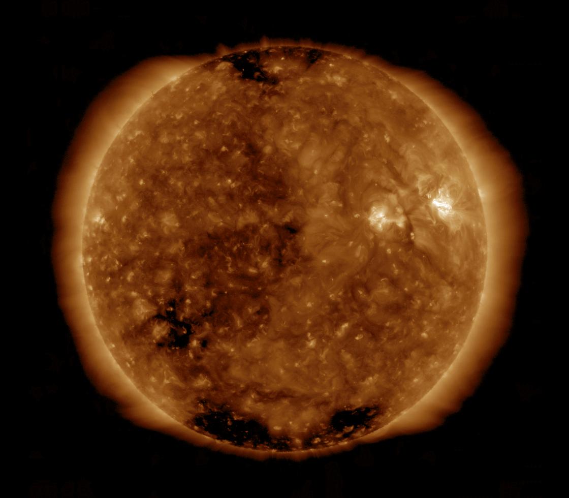 Solar Dynamics Observatory 2019-03-22T06:43:55Z