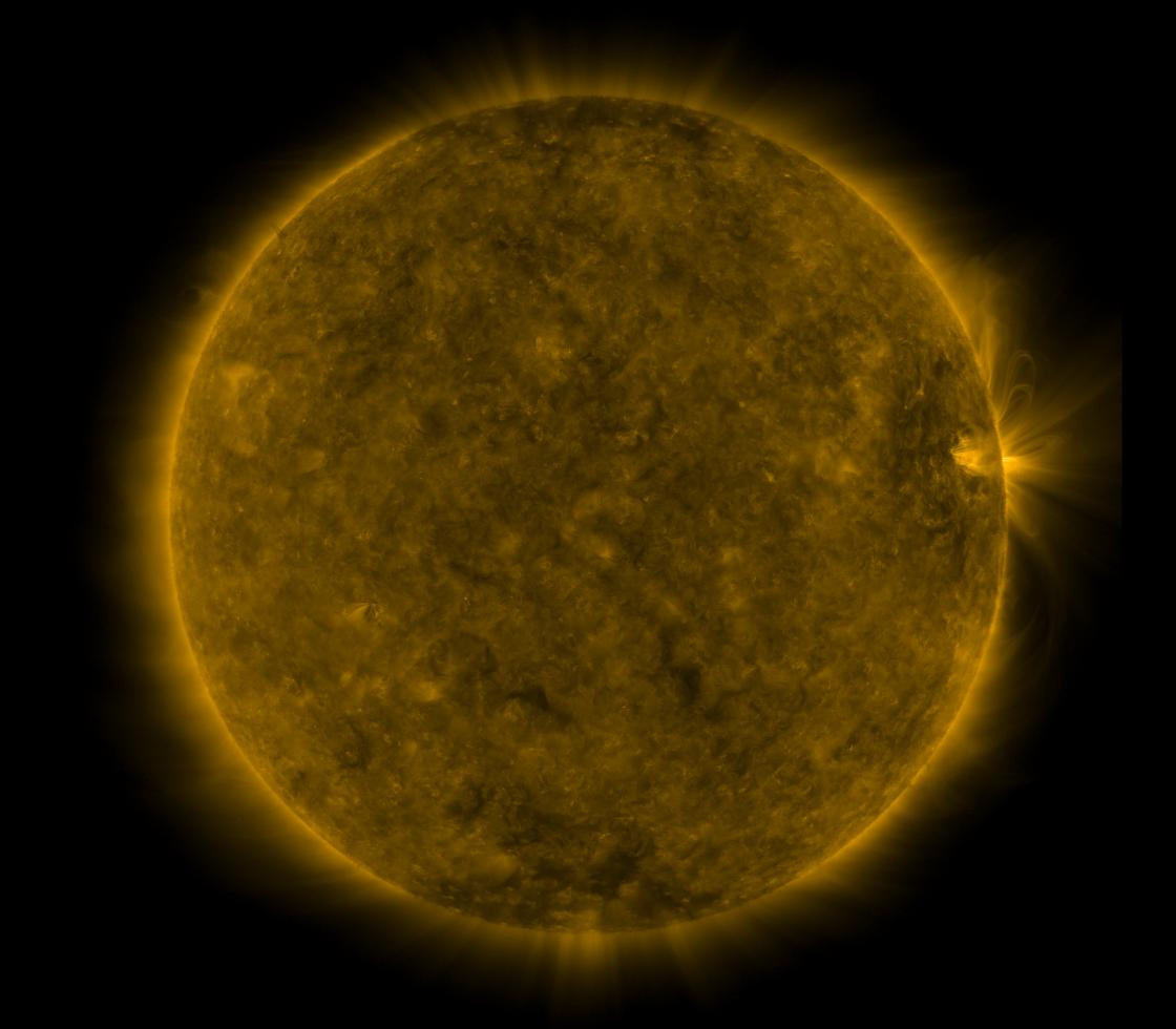 Solar Dynamics Observatory 2019-04-21T00:09:52Z