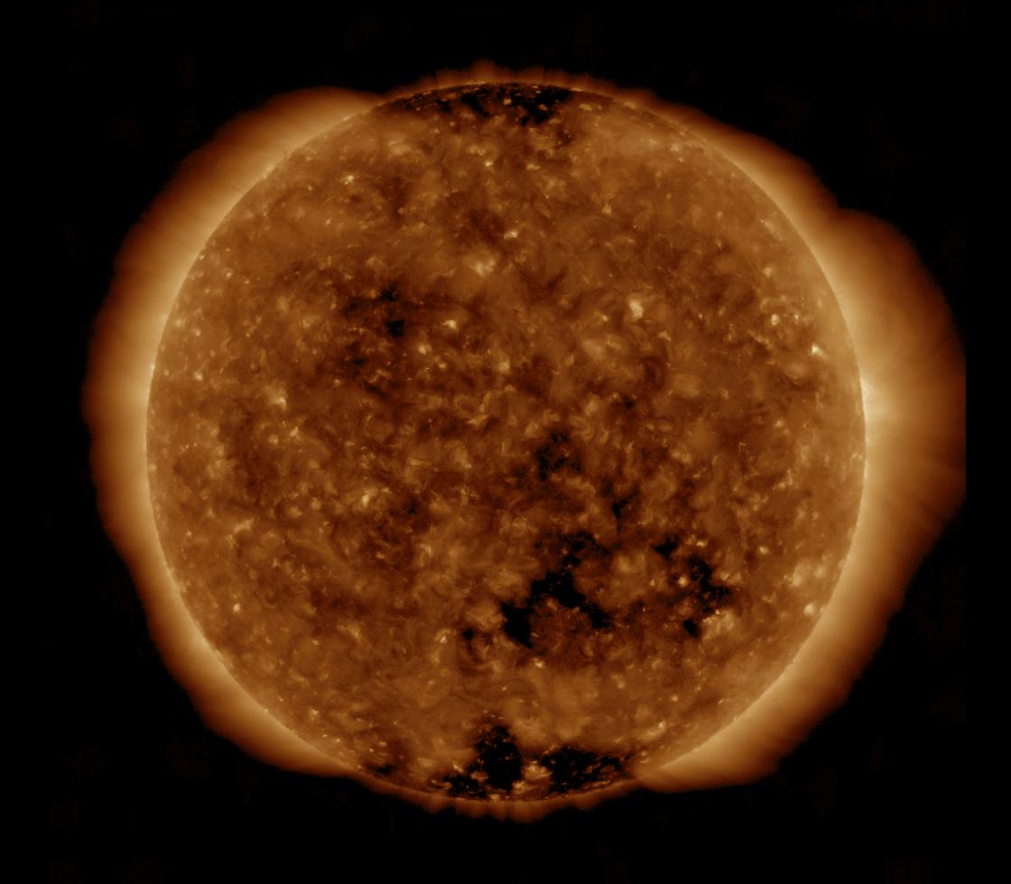 Solar Dynamics Observatory 2019-04-22T20:15:05Z