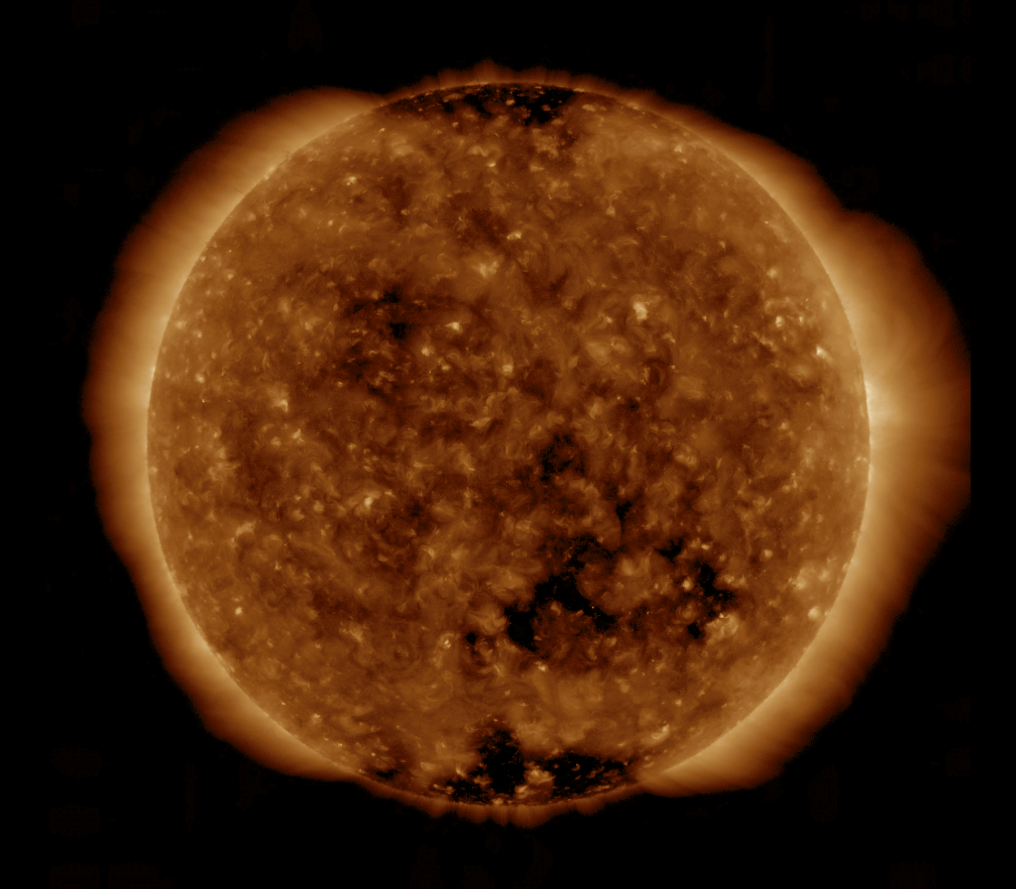 Solar Dynamics Observatory 2019-04-22T20:32:51Z