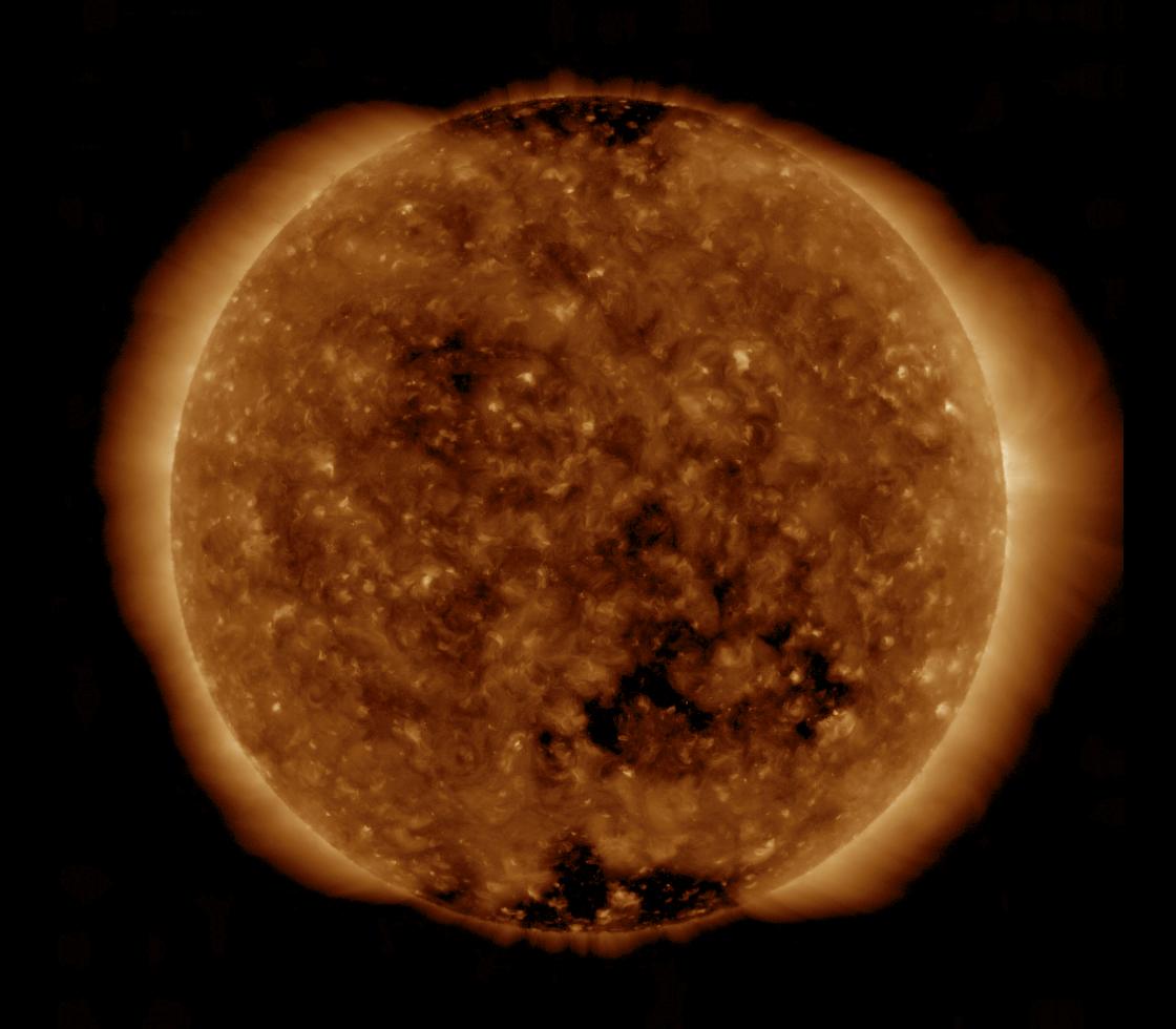 Solar Dynamics Observatory 2019-04-22T20:37:59Z