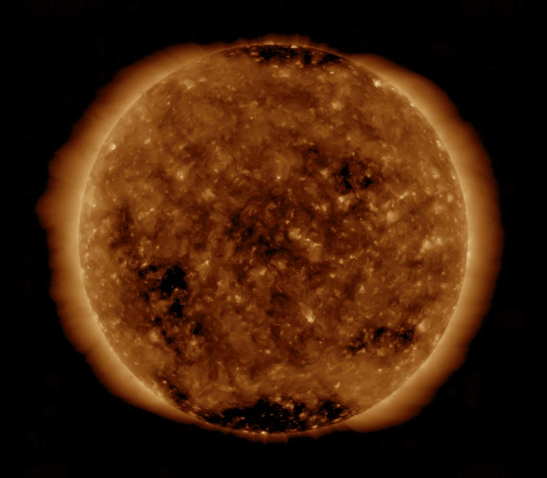 Solar Dynamics Observatory 2019-04-25T18:03:42Z