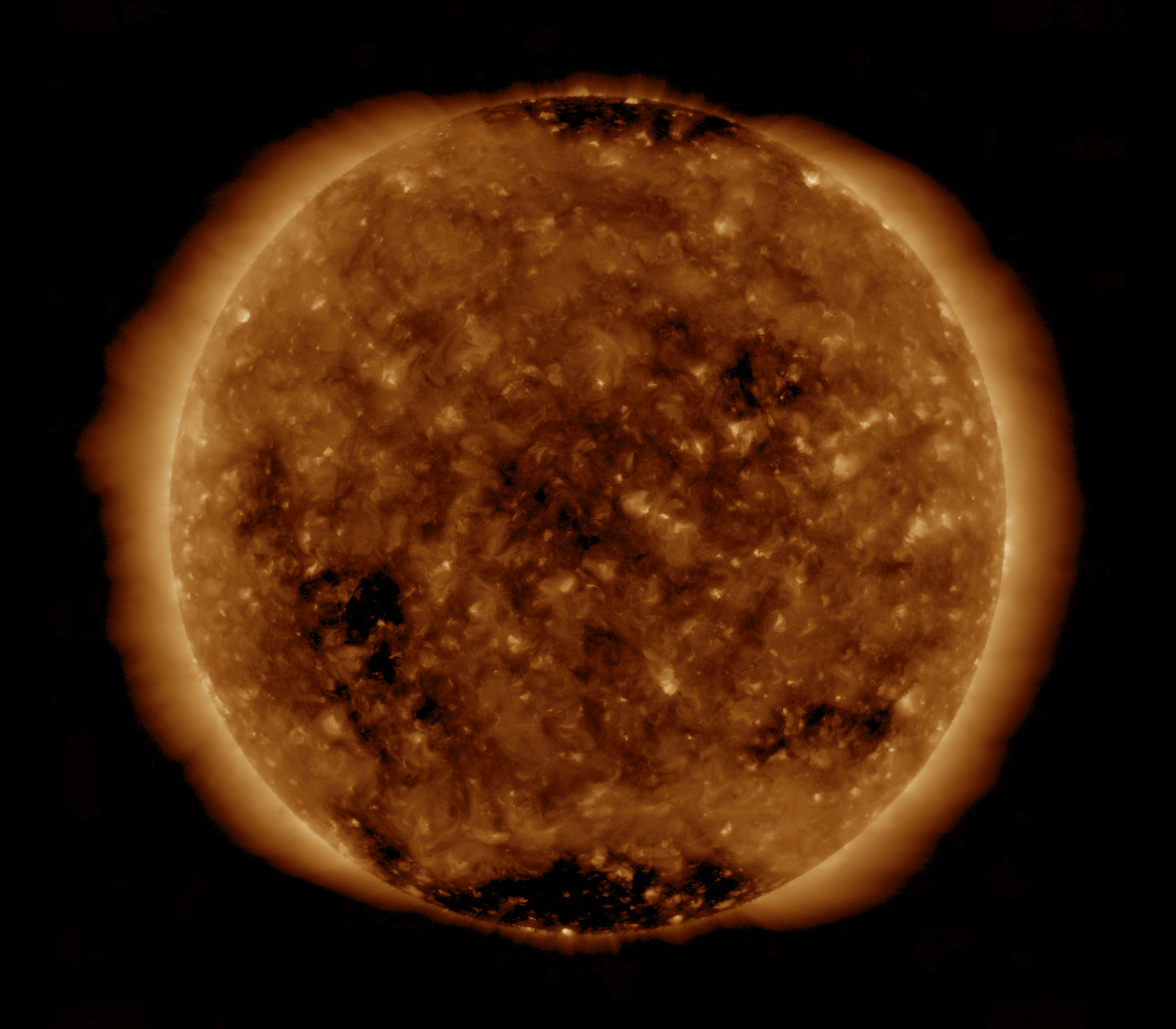 Solar Dynamics Observatory 2019-04-25T18:31:06Z