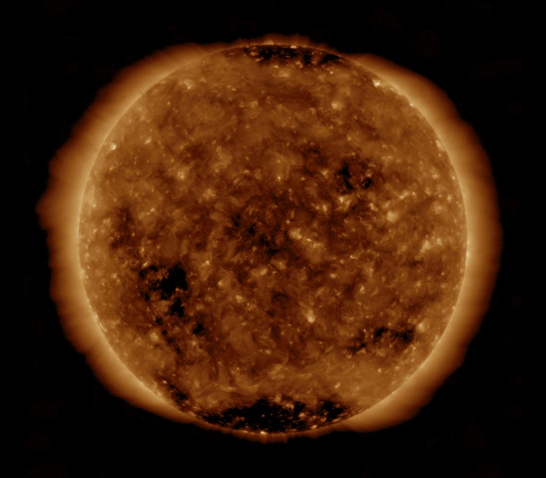 Solar Dynamics Observatory 2019-04-25T18:42:22Z