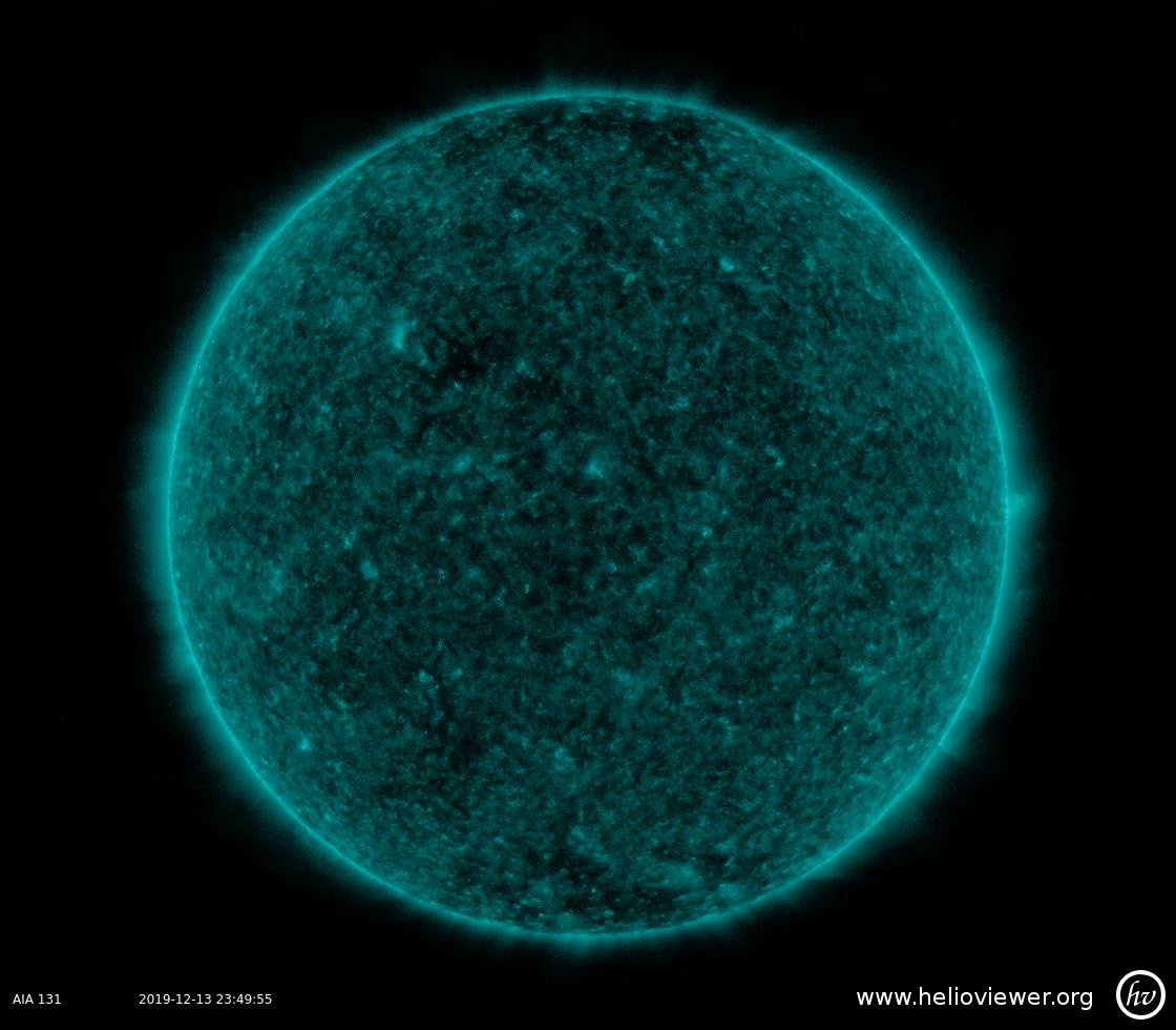 Solar Dynamics Observatory 2019-12-13T23:49:54Z