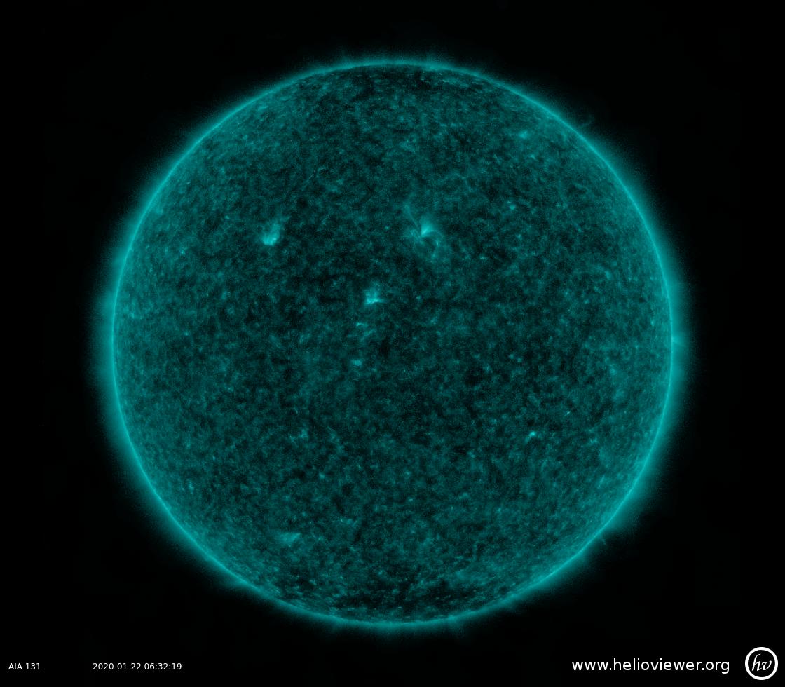 Solar Dynamics Observatory 2020-01-22T06:32:08Z