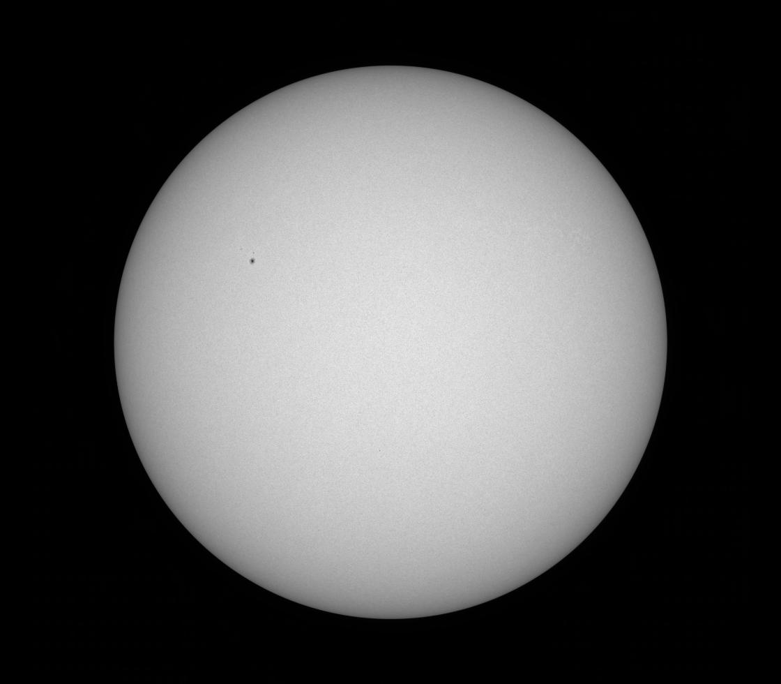 Solar Dynamics Observatory 2020-08-07T04:12:32Z