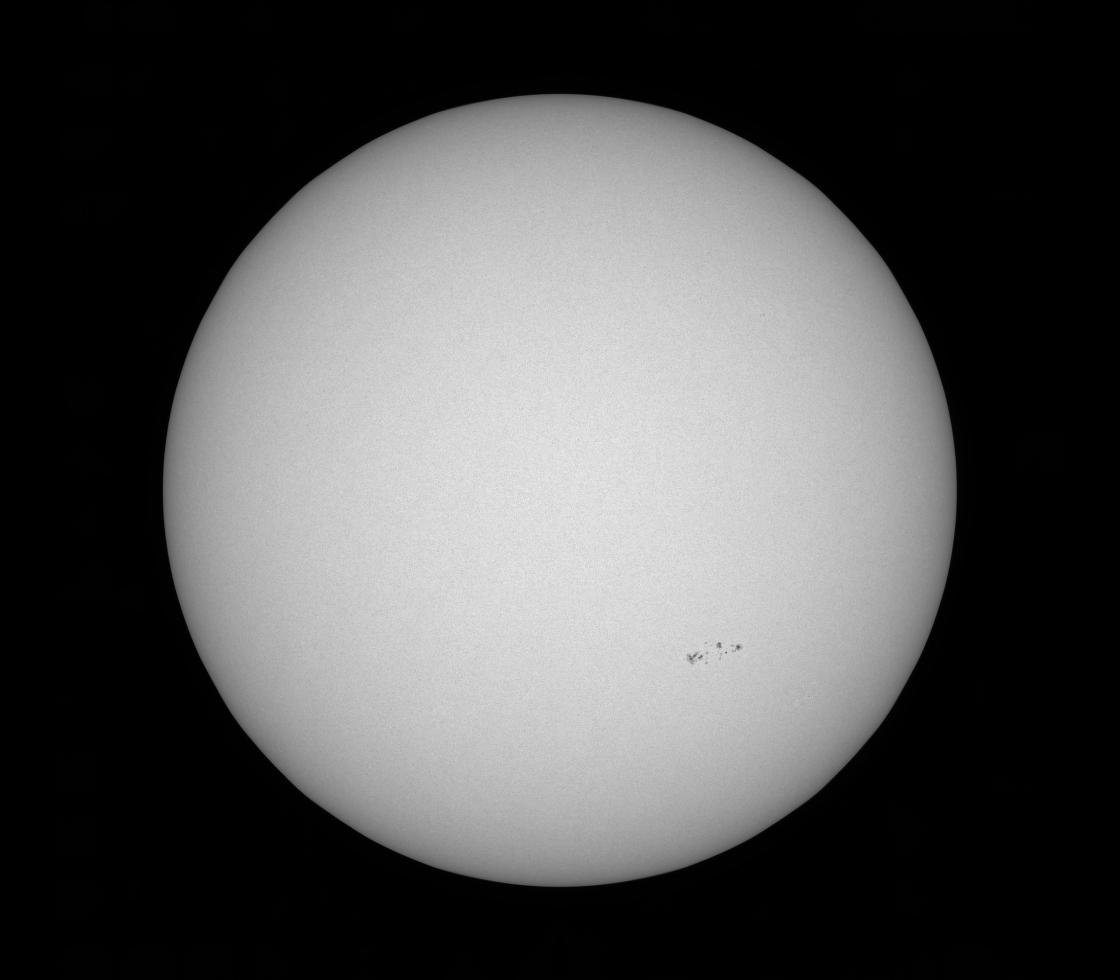 Solar Dynamics Observatory 2020-10-27T14:33:34Z