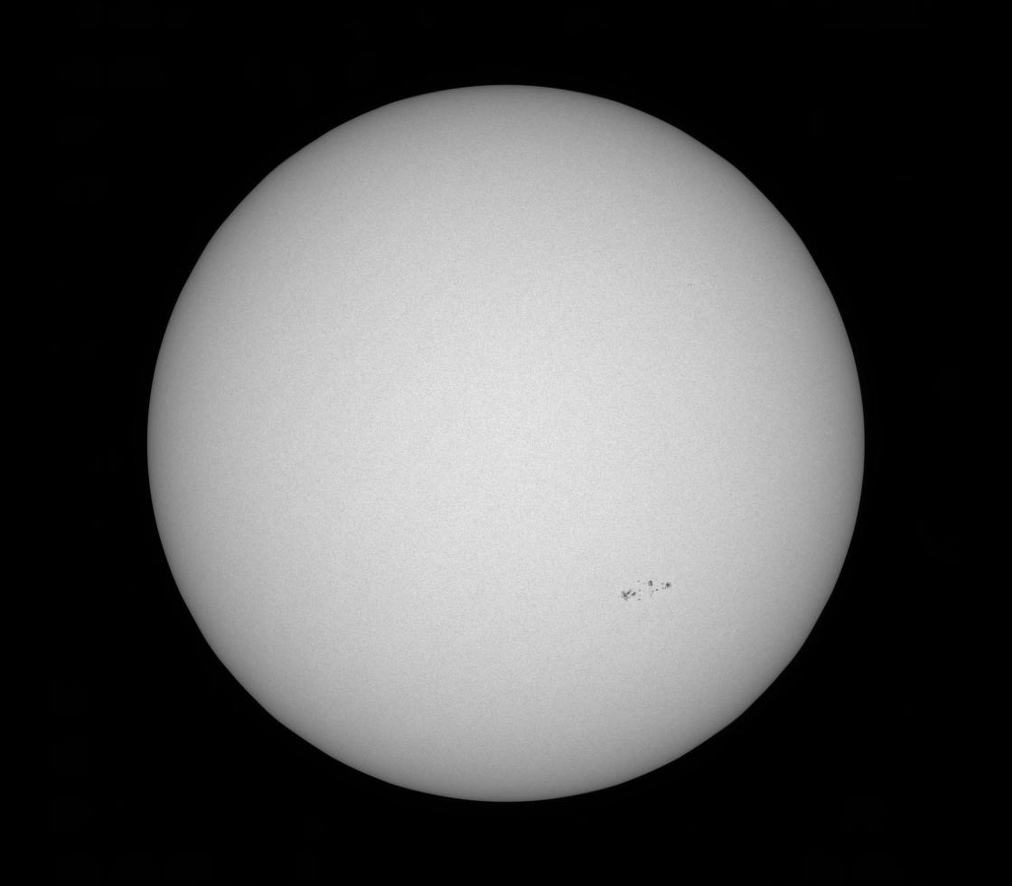 Solar Dynamics Observatory 2020-10-27T14:49:15Z