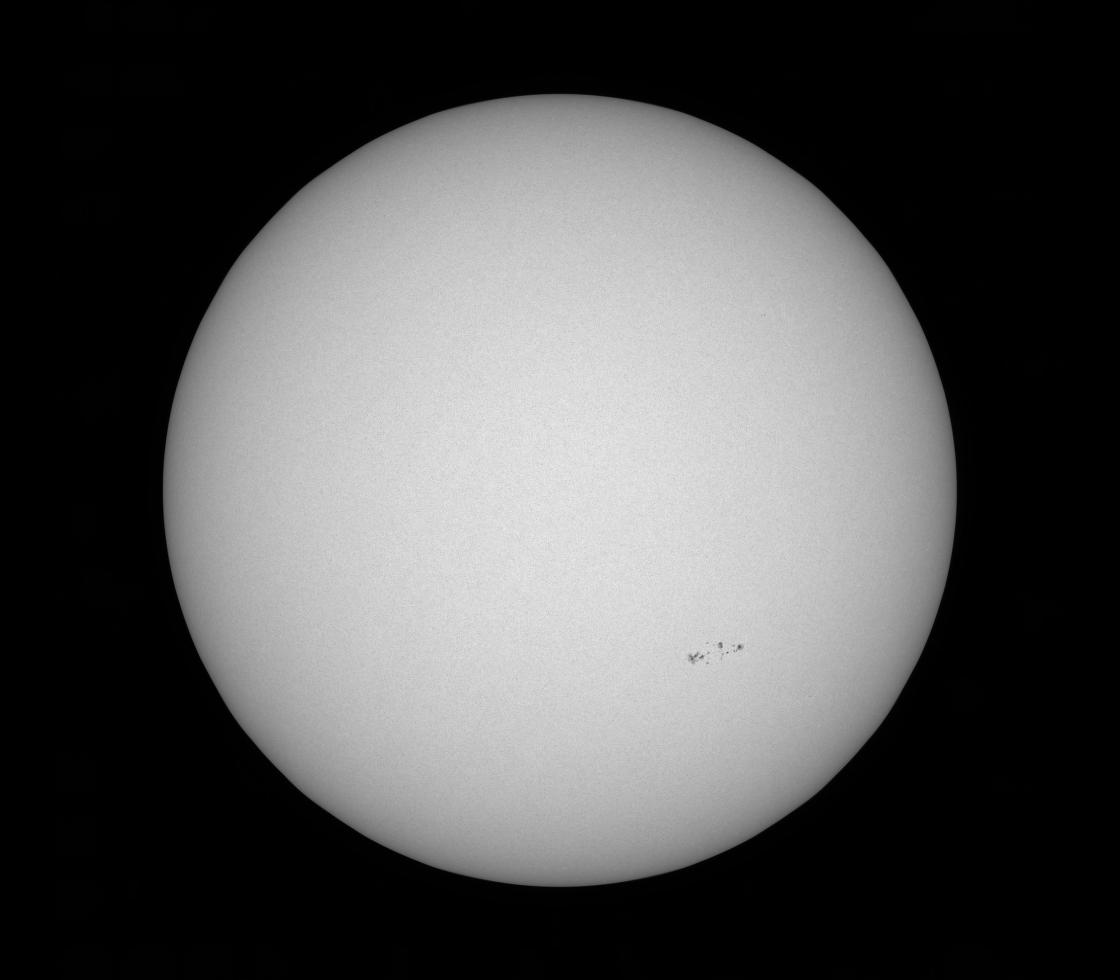 Solar Dynamics Observatory 2020-10-27T14:55:39Z