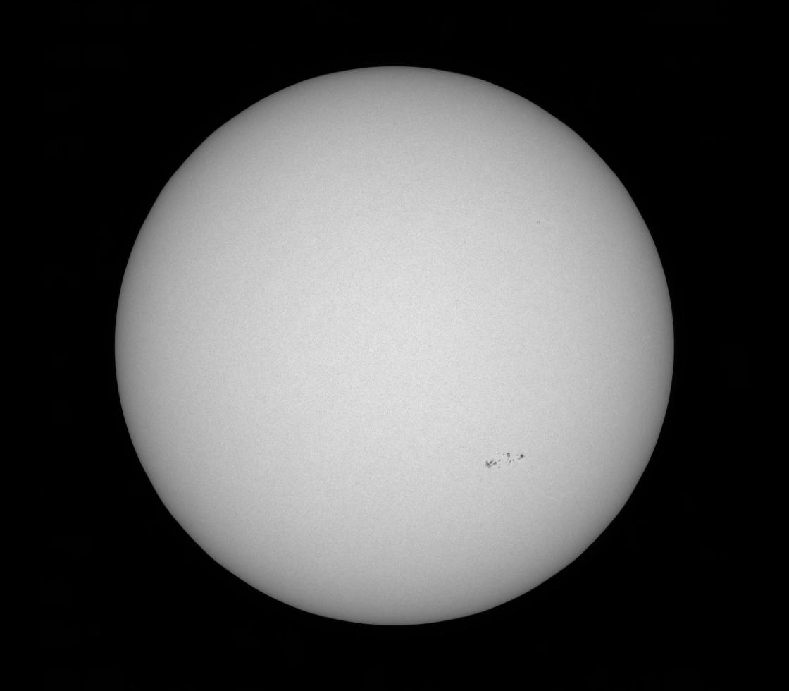 Solar Dynamics Observatory 2020-10-27T15:16:48Z
