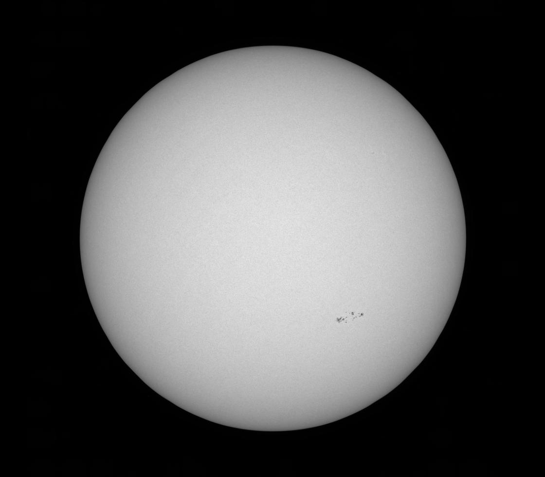 Solar Dynamics Observatory 2020-10-27T15:47:41Z