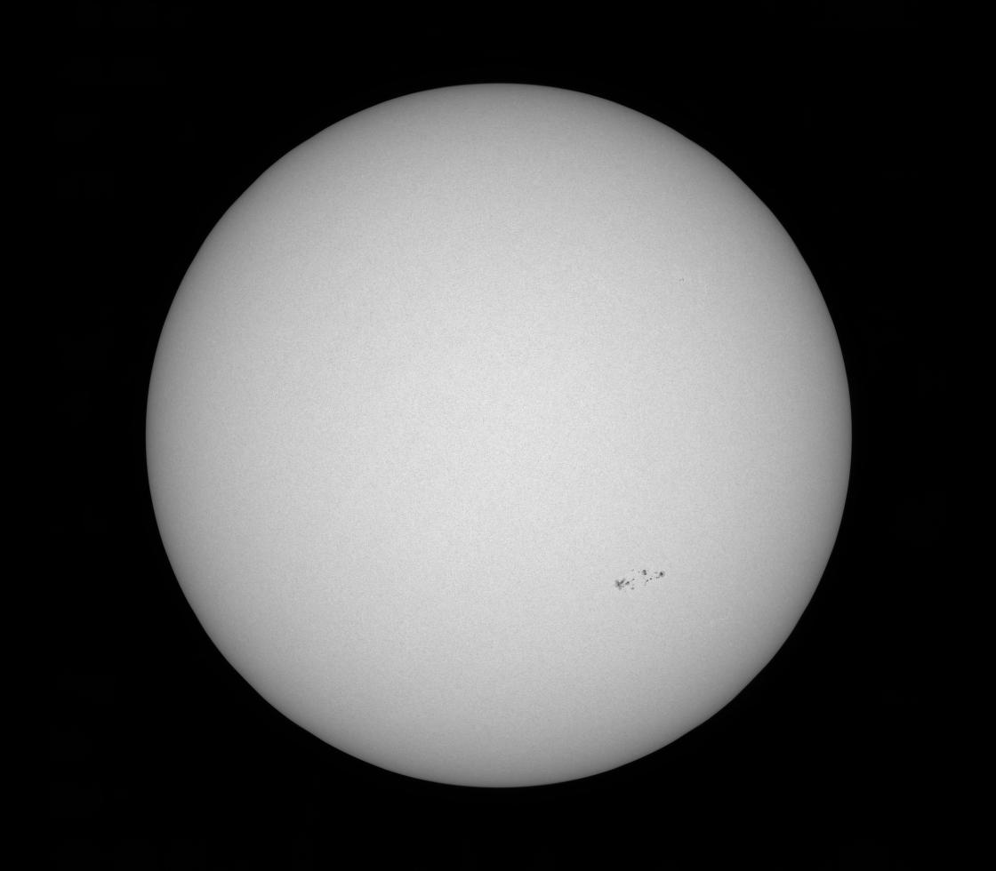 Solar Dynamics Observatory 2020-10-27T15:51:23Z