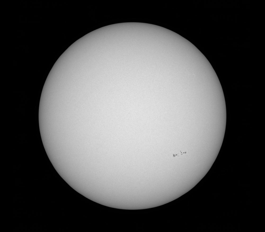 Solar Dynamics Observatory 2020-10-28T04:52:43Z
