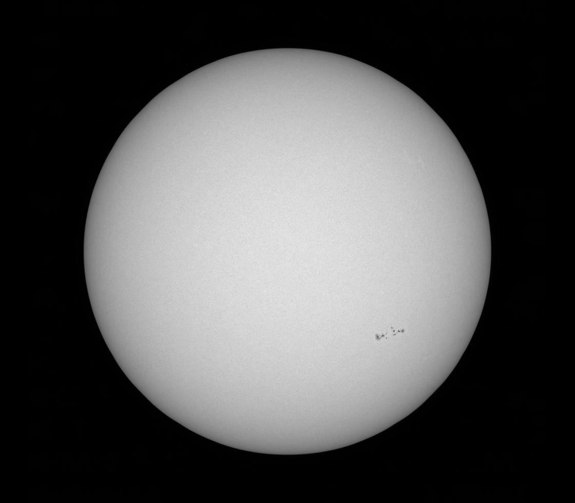 Solar Dynamics Observatory 2020-10-28T04:58:20Z