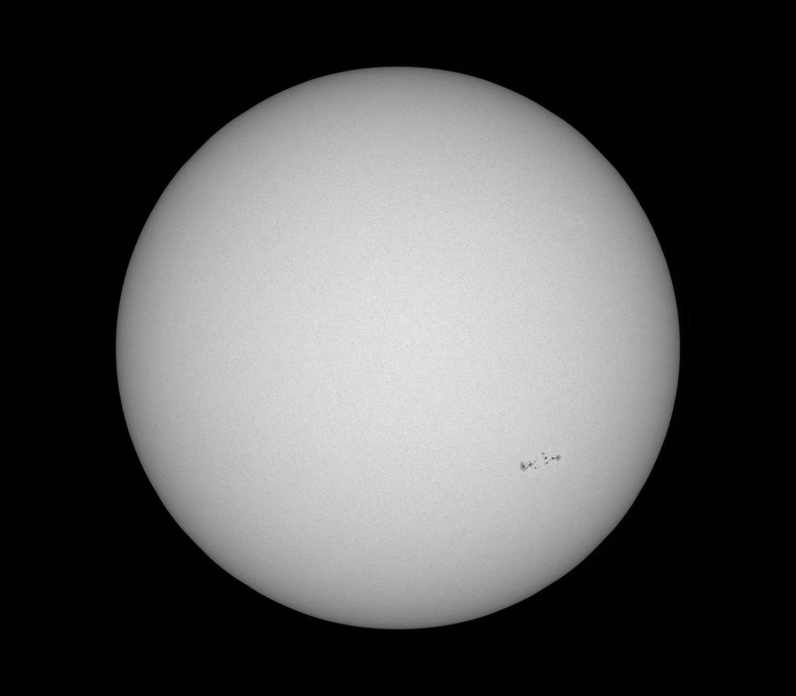 Solar Dynamics Observatory 2020-10-28T05:11:45Z