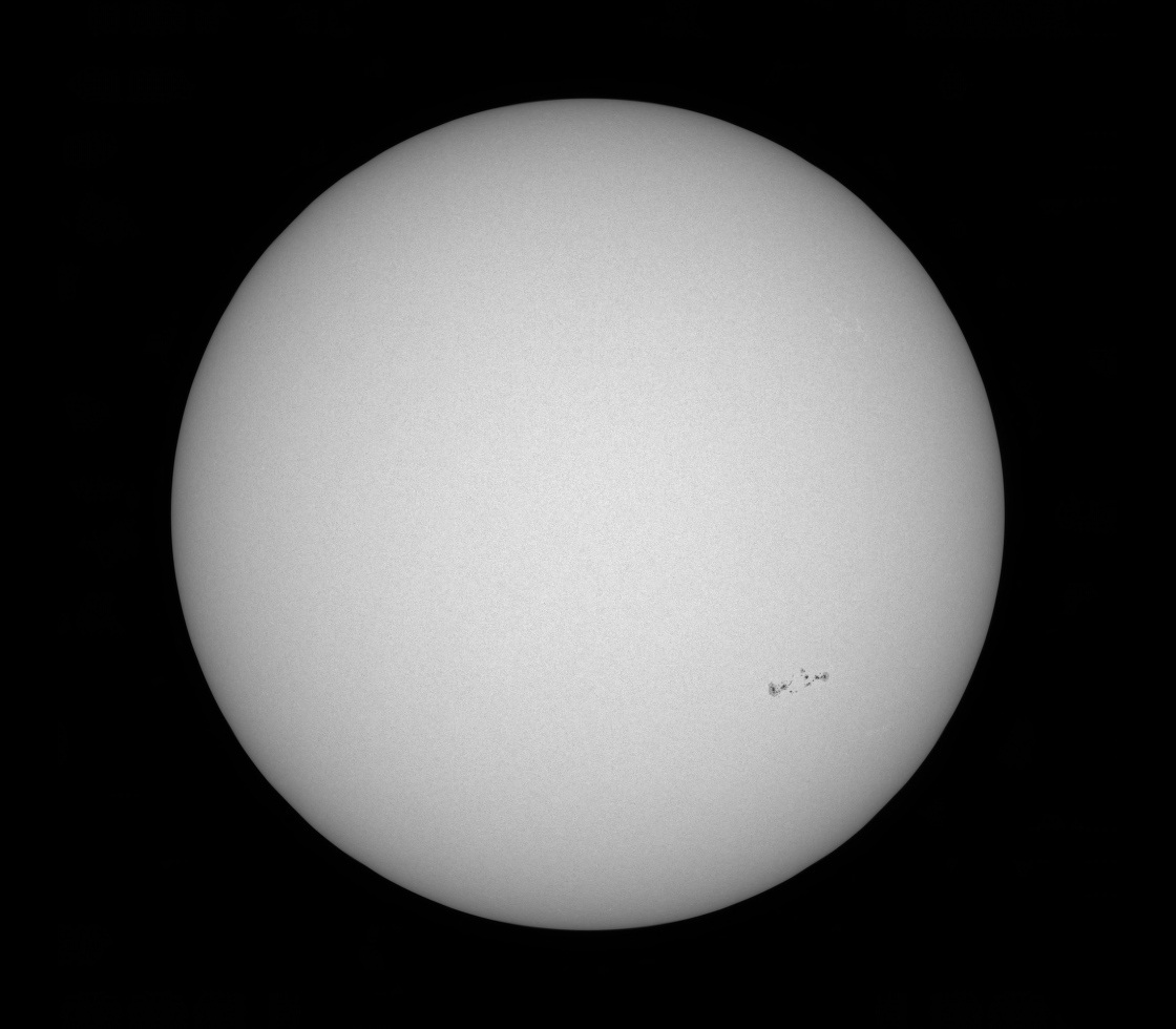 Solar Dynamics Observatory 2020-10-28T05:16:10Z