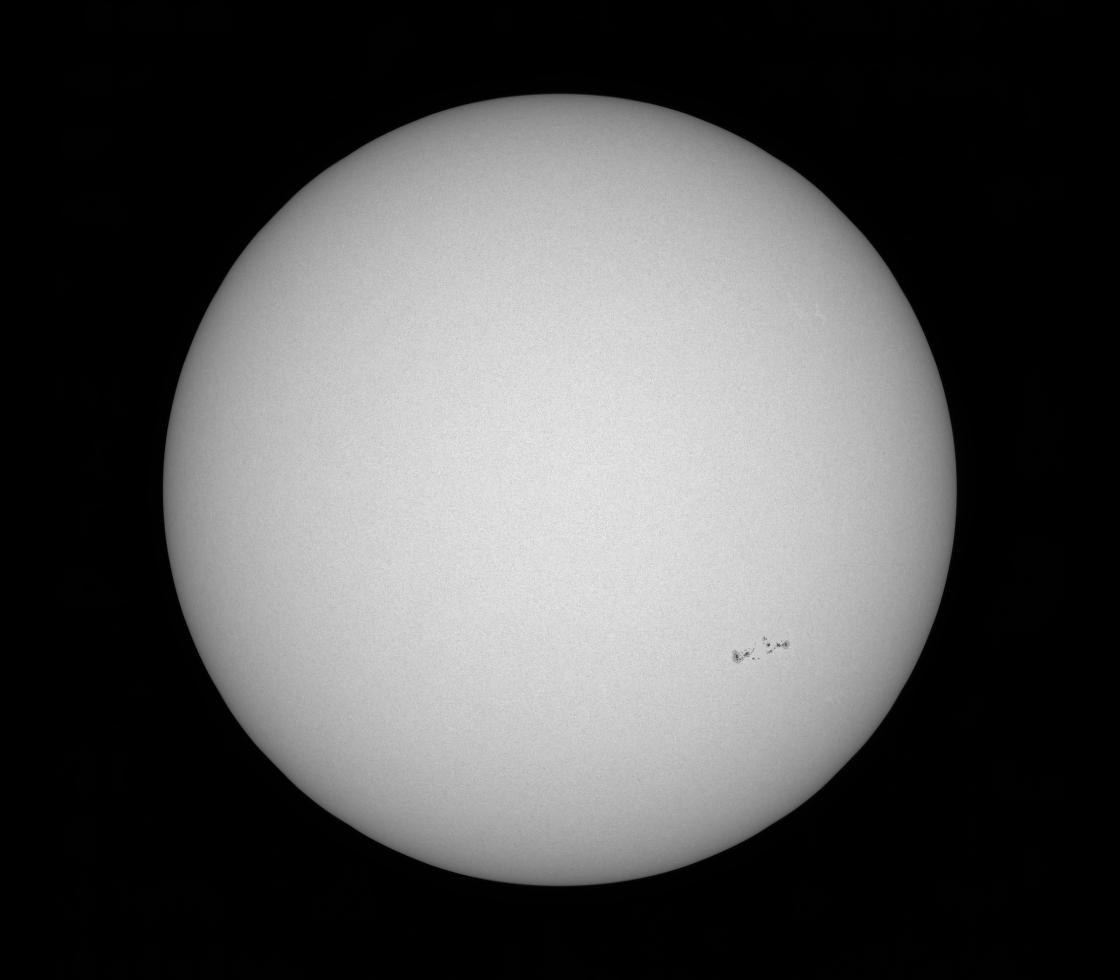 Solar Dynamics Observatory 2020-10-28T05:21:46Z