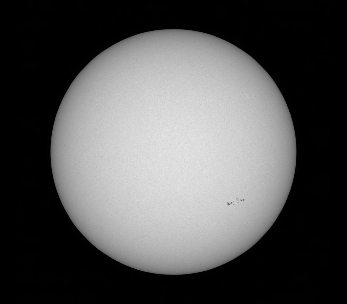 Solar Dynamics Observatory 2020-10-28T05:23:19Z