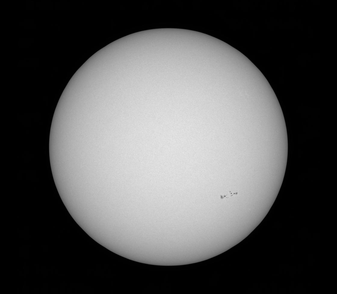 Solar Dynamics Observatory 2020-10-28T05:27:42Z