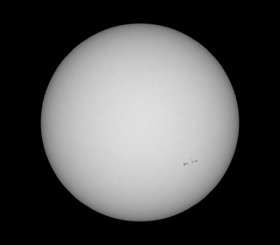 Solar Dynamics Observatory 2020-10-28T05:40:36Z