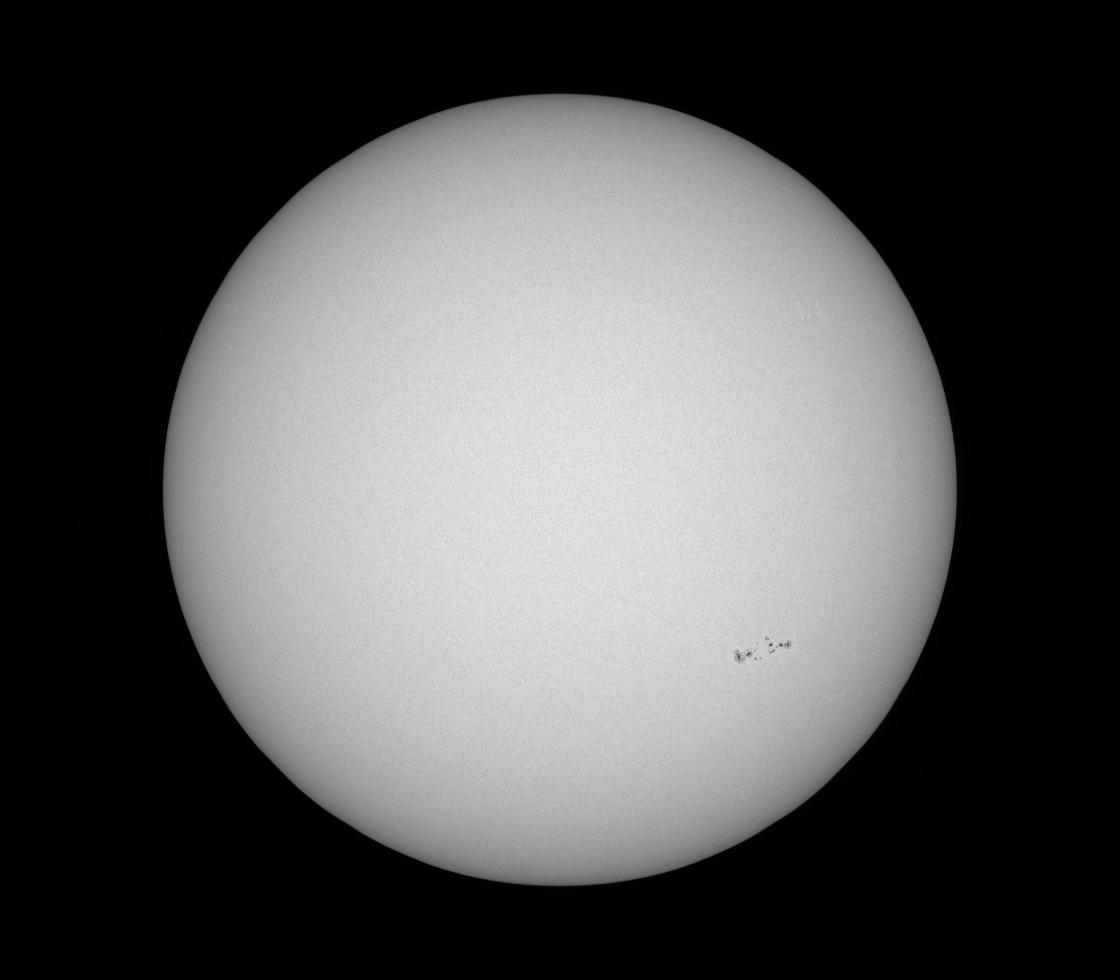 Solar Dynamics Observatory 2020-10-28T06:01:58Z