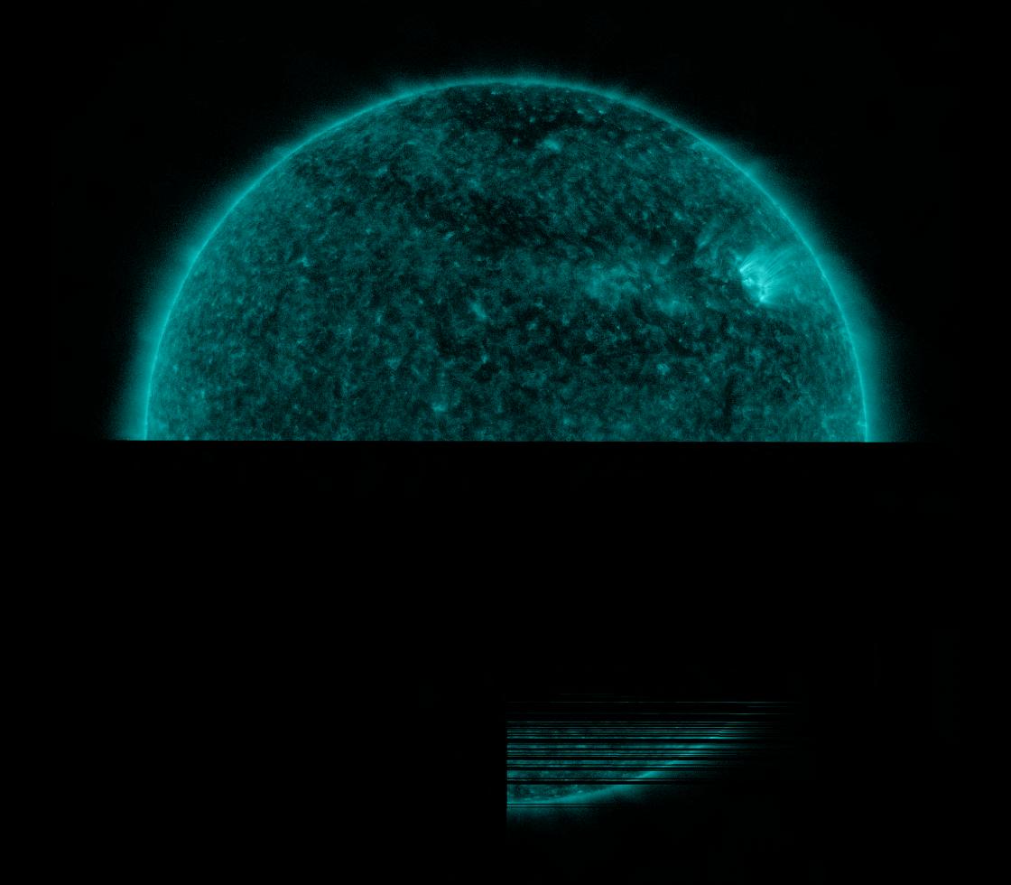 Solar Dynamics Observatory 2020-10-28T16:44:03Z