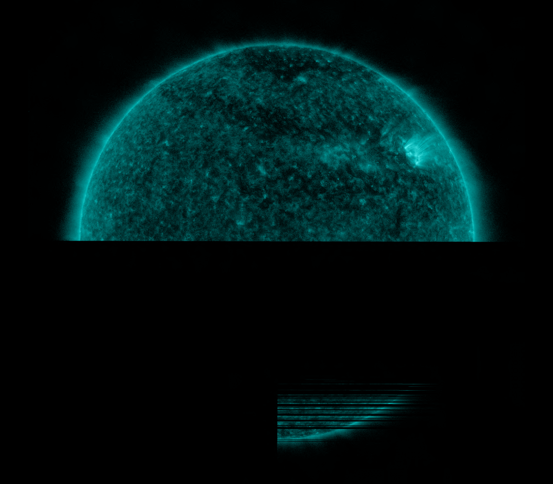 Solar Dynamics Observatory 2020-10-28T16:45:17Z