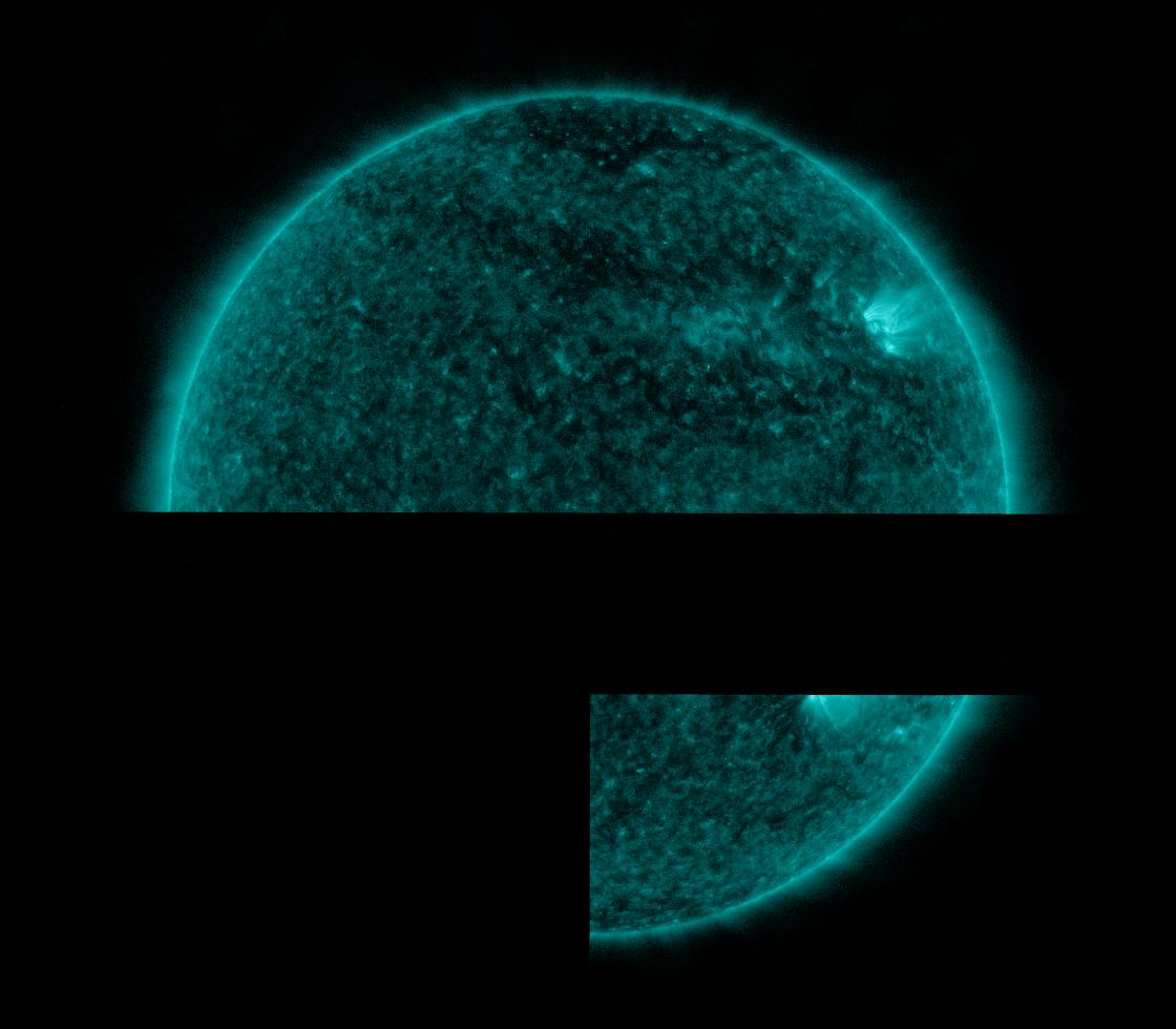 Solar Dynamics Observatory 2020-10-28T18:06:13Z