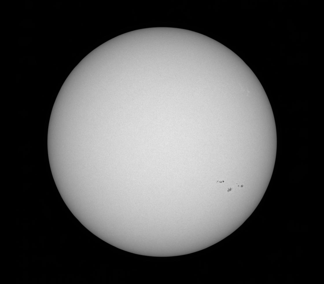 Solar Dynamics Observatory 2020-10-28T23:53:13Z