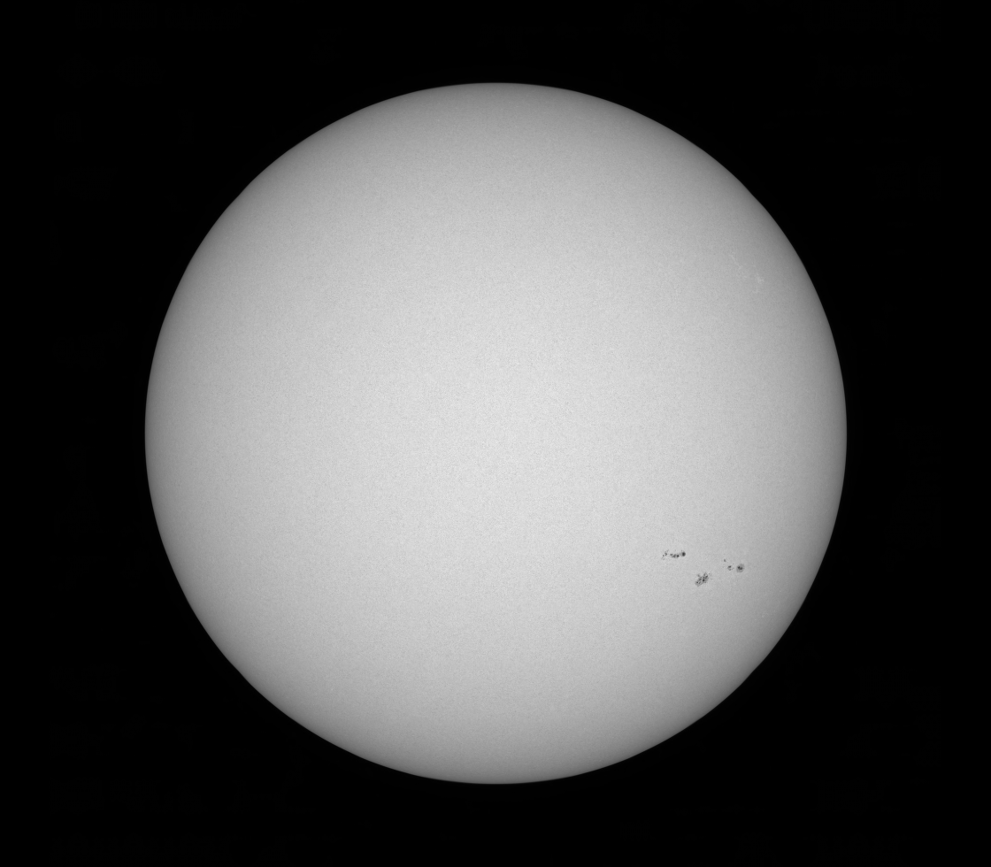 Solar Dynamics Observatory 2020-10-28T23:57:30Z