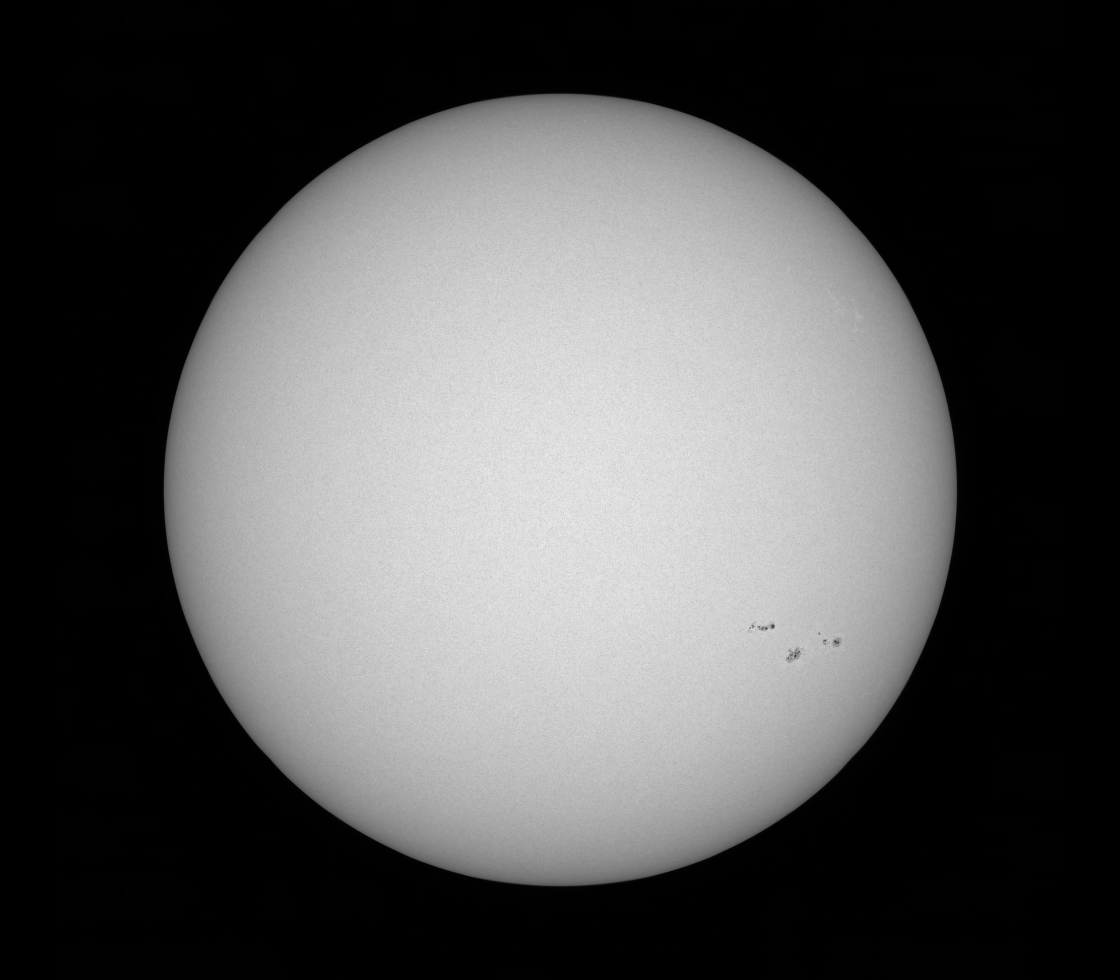 Solar Dynamics Observatory 2020-10-29T00:01:26Z