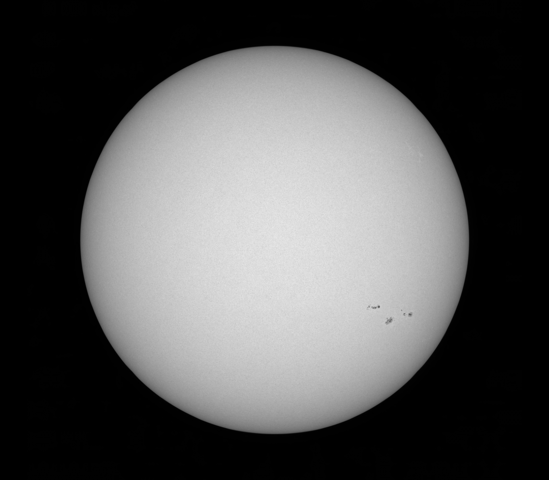 Solar Dynamics Observatory 2020-10-29T00:04:33Z