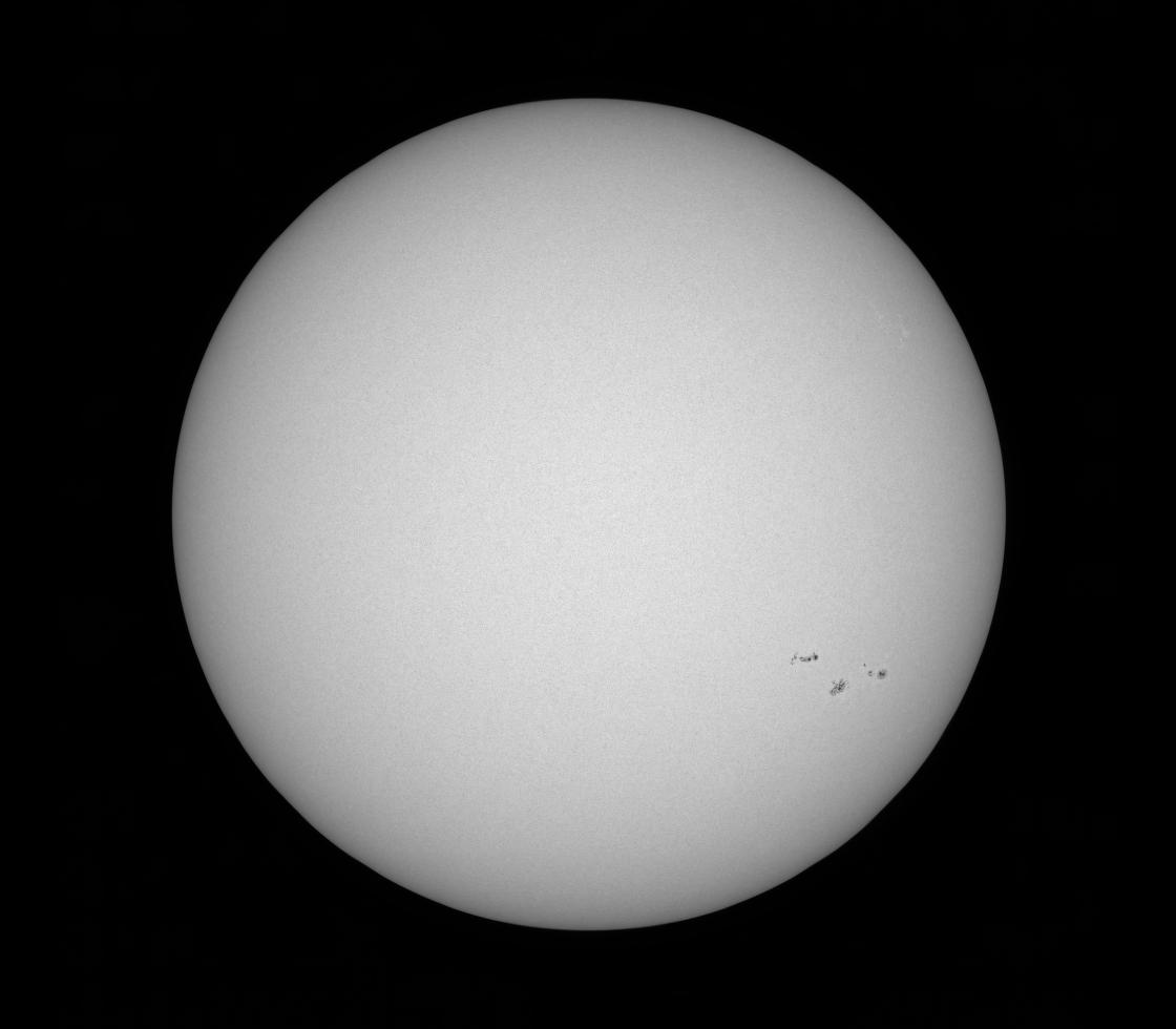Solar Dynamics Observatory 2020-10-29T01:14:48Z